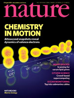 Cover of the 5 August 2010 issue of Nature